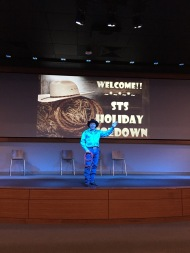 Charles Schwab Financial Holliday Hoedown December 2016
